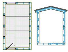 Pallet House Plans   Tiny Pallet House Design Concept   Tiny House Design