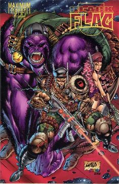 Rob Liefeld Covers 50