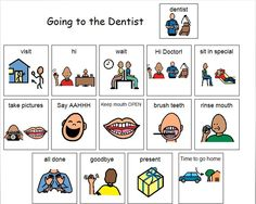 1000 Images About Autism And The Dentist On Pinterest