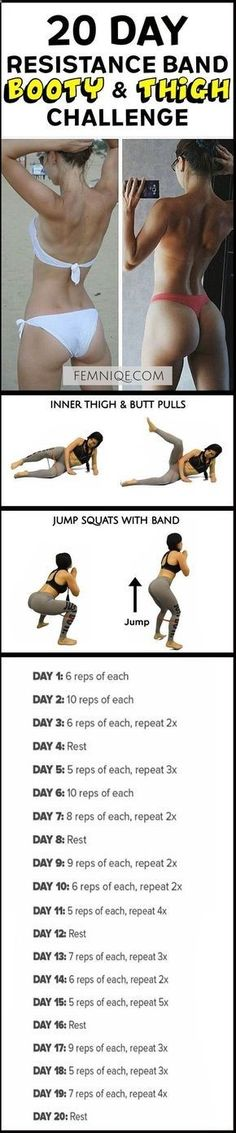 Yoga-Get Your Sexiest Body Ever Without - How To Get A Bigger Butt Workout Using Resistance Bands -Bigger Butt Workout at Home For Women - This uniqe and intense routine is one of the best exercise for butt and thighs. After a week you will start to see noticeable changes! (How To Get A Bigger Butt Fast Exercise) - In Just One Day This Simple Strategy Frees You From Complicated Diet Rules - And Eliminates Rebound Weight Gain