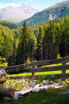 Sölden, Ötztal, wanderweg