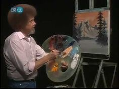 Bob Ross Mountain Rhapsody - The Joy of Painting (Season 21 Episode 6)