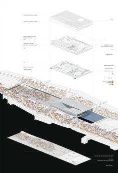 João Luís Carrilho da Graça   Lisbon's Cruise Terminal, Santa Apolónia, Lisbon   HIC Arquitectura