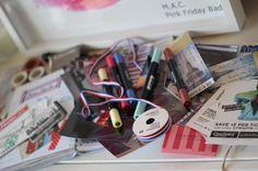 Glitter & Glamour - Fashion, Beauty und Lifestyleblog: DIY - Urlaubs- Erinnerungsbuch