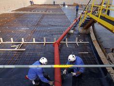 I-STONE azienda altamente specializzata in impermeabilizzazioni in HDPE per siti adibiti a discariche, Bacini Idrici ed infrastrutture