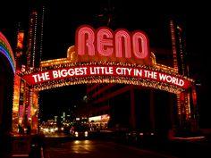 Reno, Nevada a road trip gone bad...big time lost!