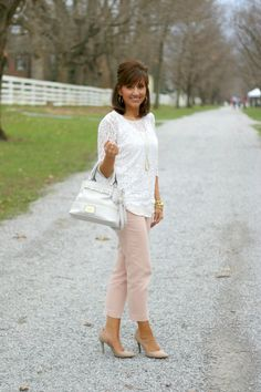 Day 15:  27 Days of Spring Fashion: The Harper Pant from Old Navy - Grace & Beauty