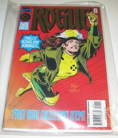 #Rogue Limited Series // Complete set of 4 // 1995 #XMen - All #Comics Ship Free in USA!