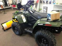 New 2016 Arctic Cat 500 ATVs For Sale in Washington.