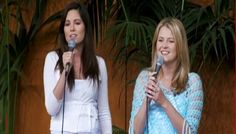 MTV's Laguna Beach Angie Schuller with her sister Christina seen on GodandBoobs.com