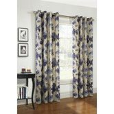 Found it at Wayfair - Abrielle Curtain Panel