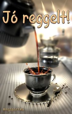 Good Morning Google, Share Pictures, Animated Gifs, Good Morning Coffee, V60 Coffee, Chocolate Fondue, Coffee Maker, Tea, Flower Aesthetic