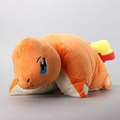 Charmander pillow pet pokemon