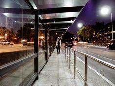 LED Shelter Lighting from Planet Lighting. Milligan Street Perth