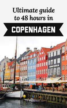If you're looking to immerse yourself in Nordic culture, here's an ultimate guide to 48 hours in Copenhagen, Denmark! | A Globe Well Travelled Travel Around Europe, Europe Travel Guide, Travel Tips, Bucket List Destinations, What The World, Adventure Travel, Traveling By Yourself, Globe, Travel Photography