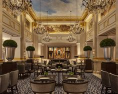 Five cocktails to order at The King Cole Bar & Salon, New York City
