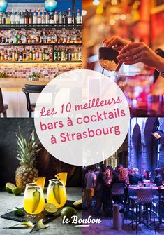 #top #bars #cocktails #strasbourg #lebonbon