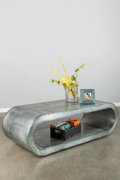 Aviator Coffee Table by Posh Home Accents on @HauteLook