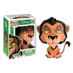 I know Alan will want this one. The Lion King Scar Funko Pop! Vinyl Figure Pre-Order