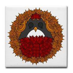 Thanksgiving, Mr Penguin, Holidays, Harvest, Pumpkins, Cute, Penguin, Corn, Autumn, Autumnal, Seasonal, Cartoon, Goldfishdreams, Turkey, Pilgrim, Native American, Red Indian, Autumn Leaves