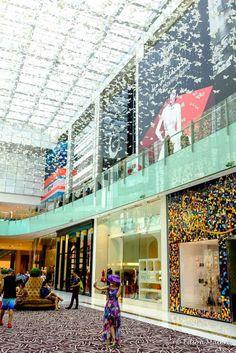 Dubai Mall: um gigante luxuoso