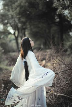 Awaken of Zhao Jun from Dao Fang Chinese Clothing Traditional, Traditional Dresses, Traditional Art, Asian Fever, Retro Costume, Japanese Aesthetic, Blue Dream, Chinese Culture, Hanfu