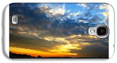 S.W. Wisconsin Sunset Galaxy S4 Case