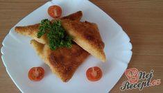 Bramborové těsto plněné šunkou a sýrem. Obalíme v klasickém trojobalu, usmažíme na rozpáleném oleji a chutná večeře nebo snídaně je hotová. Autor: Lusi