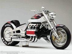 Hot-Rod T4 concept for the Honda Rune.