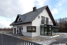 Minimal House Design, Minimal Home, Home Fashion, Exterior Design, Color Schemes, Minimalism, Mansions, Architecture, House Styles