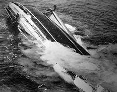 Andrea Doria http://en.wikipedia.org/wiki/SS_Andrea_Doria  http://www.pbs.org/wnet/secrets/previous_seasons/case_andreadoria/interview.html