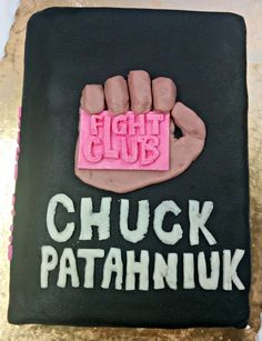 Fight Club at Johnson & Wales University Denver Campus Library's Edible Book Contest April 2015