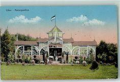 10354968 - Libau kaiserpavillon Feldpost WK I Libau / Liepaja 1917