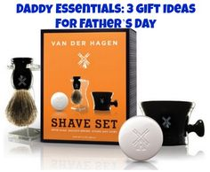 Still in the dark as to what gift to give this Father's Day? Double-click the photo to check out these amazing toiletries sets that are sure to please the senses. #TeelieTurner #forhimfashion http://www.teelieturner.com/