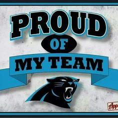 """Carolina Panthers - All the Way! Panthers Team, Carolina Panthers Football, Panther Football, Carolina Pride, Carolina Blue, North Carolina, Football Season, Football Team, Watch Football"