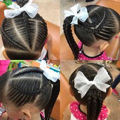 28 trendy hairstyles for girls updo Swag Hairstyles, Plaits Hairstyles, Updos, Peinado Updo, Girls Updo, Cute Little Girl Hairstyles, Curls For Long Hair, Business Hairstyles, Toddler Hair