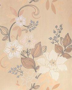 carta da parati fiori vintage - Cerca con Google