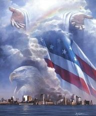GOD HAS AMERICA IN HIS HANDS