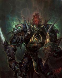 Vol'Jin - World of Warcraft