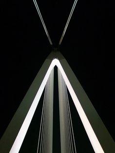 Erasmus Bridge by T1sup on deviantART
