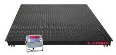 OHAUS VN31P5000L ECONOMICAL FLOOR SCALE 5000lb 1lb 2500kg 0.5kg 2YWARRANTY