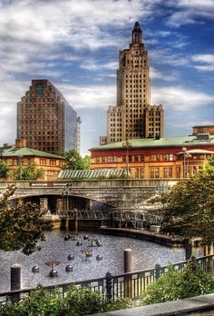 The capitol Providence, which is only 45 minutes away, and easily accessed by car or public transportation.