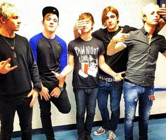 R5 and Ross Lynch have a great concert in New Jersey!