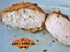 Ein sehr einfach zu grillendes Rezept. Einfach die Hähnchenbrust mit einer tollen Marinade verfeinern. Den Rest besorgt der Weber Grill.