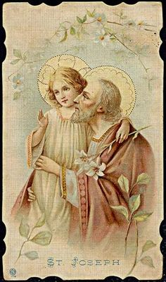 St. Joseph, I implore thy help.