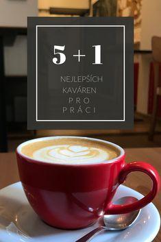 Rádi pracujete po kavárnách? Dobrá káva vám pomáhá s koncentrací? Tak pro vás mám 5 + 1 tip na ty nejlepší kavárny pro práci nebo studium! Barista, Tableware, Dinnerware, Tablewares, Dishes, Place Settings, Baristas