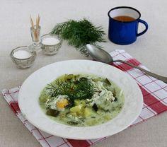 Kapros cukkinileves tojással Recept képpel - Mindmegette.hu - Receptek