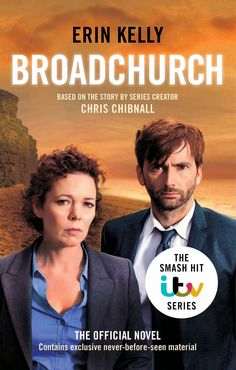 Broadchurch Panel At Harrogate Crime Writers Festival Today