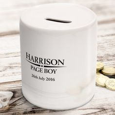 Personalised Money Box For Boys And S Silver Plated Wooden Ceramic Bo Collection Children Wedding Gifts