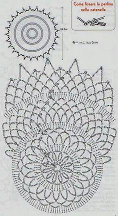 Mini Trellis Doily pattern by Adrienne R. Crochet Dreamcatcher Pattern, Crochet Mandala Pattern, Crochet Doily Patterns, Crochet Diagram, Crochet Chart, Crochet Doilies, Crochet Flowers, Crochet Round, Crochet Home